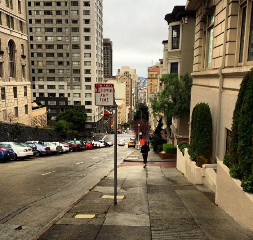 California Freeze in San Francisco &Oakland