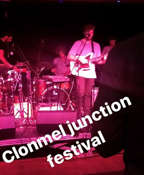 Weekend of Music around the Town with Clonmel Junction Festival